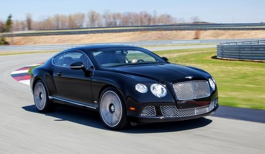 Шумоизоляция Bentley Continental