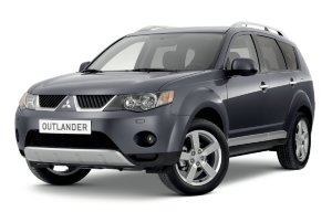 Шумоизоляция Mitsubishi Outlander