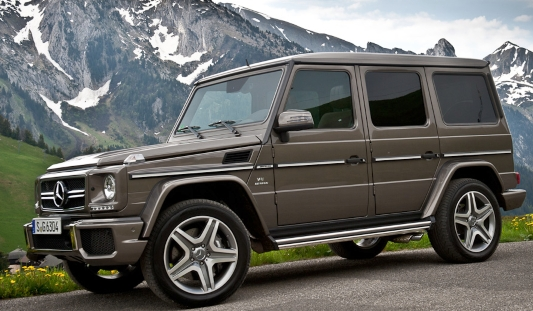 Mercedes-Benz AMG G63 (Мерседес)