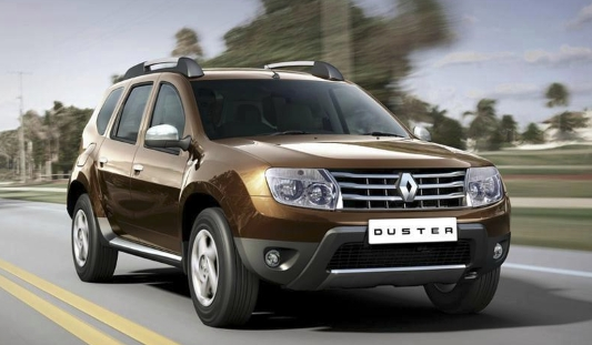 Renault Duster (Рено Дастер)